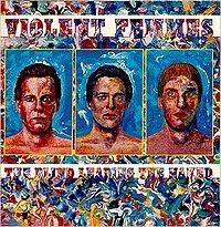 Violent Femmes - The Blind Leading the Naked (Cover Artwork)