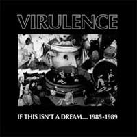 Virulence - If This Isn't a Dream... 1985-1989 (Cover Artwork)