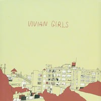 Vivian Girls - Vivian Girls (Cover Artwork)