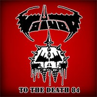 Voivod - To the Death 84 (Cover Artwork)