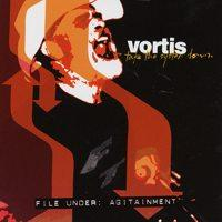Vortis - Take The System Down (Cover Artwork)