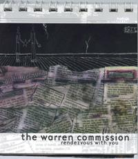 The Warren Commission - Rendezvous With You (Cover Artwork)