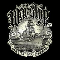 Warship - Supply and Depend (Cover Artwork)