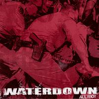 Waterdown - All Riot (Cover Artwork)