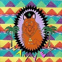 Wavves - King of the Beach (Cover Artwork)