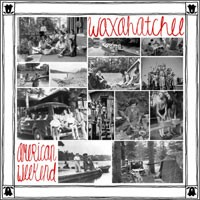 Waxahatchee - American Weekend (Cover Artwork)