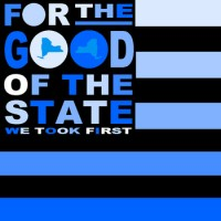 We Took First - For the Good of the State (Cover Artwork)