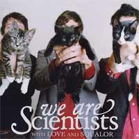 We Are Scientists - With Love and Squalor (Cover Artwork)