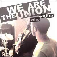 We Are the Union - Who We Are (Cover Artwork)