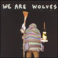 We Are Wolves - Non-Stop Je Te Plie en Deux (Cover Artwork)