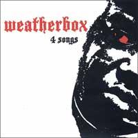 Weatherbox - 4 Songs (Cover Artwork)