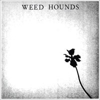 Weed Hounds - Beach Bummed [7-inch] (Cover Artwork)