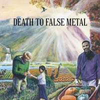 Weezer - Death to False Metal (Cover Artwork)