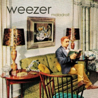 Weezer - Maladroit (Cover Artwork)