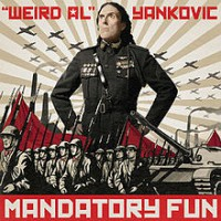 """Weird Al"" Yankovic - Mandatory Fun (Cover Artwork)"