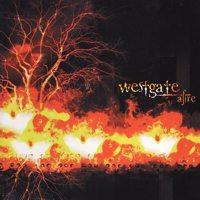 Westgate - Afire (Cover Artwork)