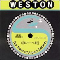 Weston - The Massed Albert Sounds (Cover Artwork)