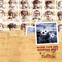 Where Fear And Weapons Meet - Control (Cover Artwork)