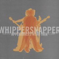 Whippersnapper - Appearances Wear Thin (Cover Artwork)