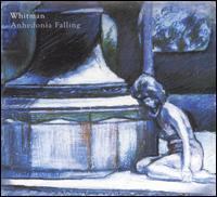 Whitman - Anhedonia Falling (Cover Artwork)