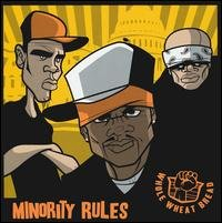 Whole Wheat Bread - Minority Rules (Cover Artwork)