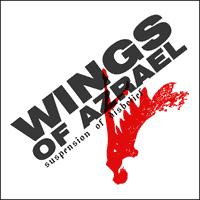 Wings of Azrael - Suspension of Disbelief (Cover Artwork)