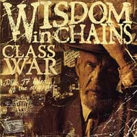 Wisdom in Chains - Class War (Cover Artwork)