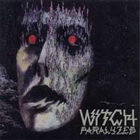 Witch - Paralyzed (Cover Artwork)