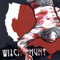Witch Hunt - Blood-Red States [12 inch] (Cover Artwork)