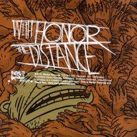 With Honor / the Distance - Split (Cover Artwork)