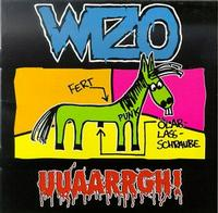 Wizo - Uuaarrgh! (Cover Artwork)