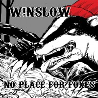W!nslow - No Place for Foxes (Cover Artwork)