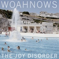 Woahnows - The Joy Disorder [12-inch] (Cover Artwork)