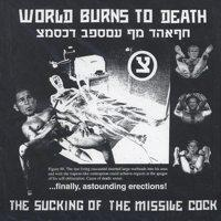 World Burns to Death - The Sucking of the Missile Cock (Cover Artwork)