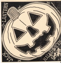 World/Inferno Friendship Society - Hallowmas 2010 [7-inch] (Cover Artwork)