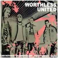 Worthless United - I Am Nothing (Cover Artwork)