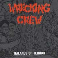 Wrecking Crew - Balance of Terror [reissue] (Cover Artwork)