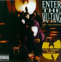 Wu-Tang Clan - Enter the Wu-Tang (36 Chambers) (Cover Artwork)
