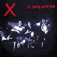 X (Australia) - At Home With You (Cover Artwork)