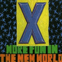 X - More Fun in the New World (Cover Artwork)