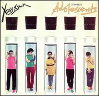 X-Ray Spex - Germ Free Adolescents [expanded] (Cover Artwork)