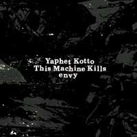 Yaphet Kotto/This Machine Kills/Envy - split CD (Cover Artwork)