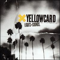 Yellowcard - Lights and Sounds (Cover Artwork)