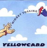 Yellowcard - Midget Tossing (Cover Artwork)