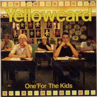 Yellowcard - One For the Kids (Cover Artwork)