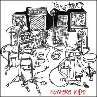 Young Hearts - Nowhere Kids (Cover Artwork)