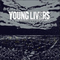 Young Livers - Of Misery and Toil (Cover Artwork)