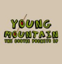 Young Mountain - The Cootie Pockets EP (Cover Artwork)
