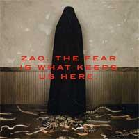 Zao - The Fear Is What Keeps Us Here (Cover Artwork)