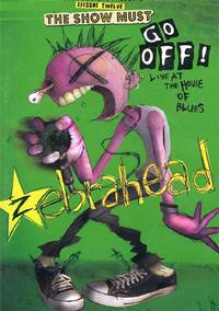 Zebrahead - Live at the House of Blues DVD (Cover Artwork)